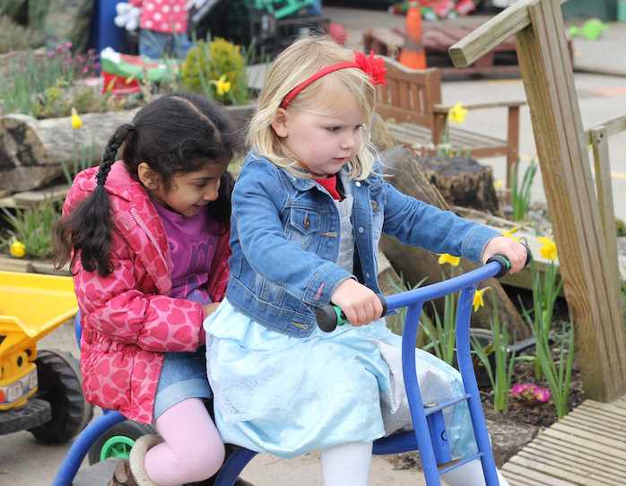 Image for £60 million to be invested in Welsh childcare settings