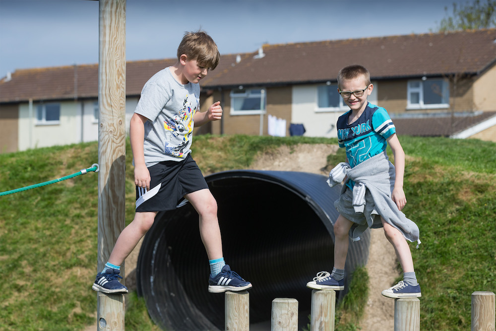 Image for New - Focus on play for county councillors